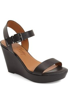 feb128b7dc334a  Paulline  Wedge Sandal Strap Sandals