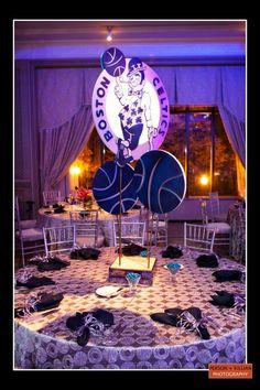 Boston Bar Mitzvah Photography, Four Seasons Hotel Bar Mitzvah, Sports Theme Bar Mitzvah, Boston Celtics Bar Mitzvah, Boston Event Photography