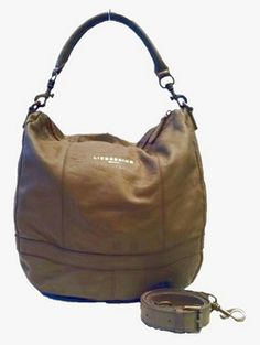 This item is sold, please refer to our website www.onesavvydesignconsignment.com NEW Liebeskind 'Ramona' Taupe Hobo Retails for $275, Our Price $189 One Savvy Design Consignment Boutique 74 Church Street, Montclair, NJ 973-744-0053 www.onesavvydesign.com