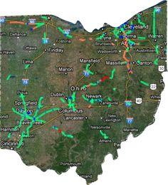 Ohio Bike Trails