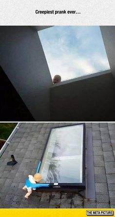 This Would Freak Me Out