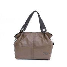 ราคาถูก Brand Luxury Handbags 2017 Designer Women Leather Wide Strap Bag  Female Shoulder Bag Women Messenger Bags Bucket Tote Big ซื้อคุณภาพ กระเป๋… 0c4feae035f9b
