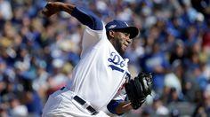 #MLB: El Quisqueyano Pedro Báez encaja donde sea en el bullpen de los Dodgers