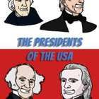 The Presidents of the United States of America (1/4)This pack contains a total of 22 images: 11 PNG cliparts about the first presidents of the US...