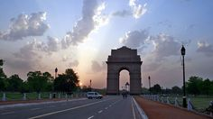 India Gate, in the capital Delhi, is India's most iconic monument. Photographer Aditya Kapoor was given exclusive access inside the 81-year-old landmark to bring back never-seen-before images of the monument and views of the city from within.