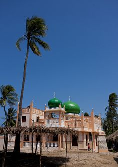 Masjid in Paté Island Kenya