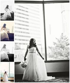 Colorado wedding photography | Bridal photos | beautiful wedding | Denver, Colorado | www.biophotographystudios.com