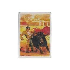 55 cards deck with Spanish classic bullfighter.  Maestros Naiperos is a Spanish company from Levante, specialized in the production and distribution of cards and board games. The Valencian company owned by French group France Cartes, created in 1848 by master naipero Baptiste Paul Grimaud.  Shipping weight: 250 g Shipping not included ▶