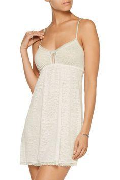 Lingerie Sleepwear, Nightwear, Luxury Fashion, Womens Fashion, Discount Designer, Lace Trim, Pjs, Lady, How To Wear