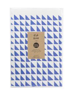 Quilt Print Gift Wrap | Moorea Seal