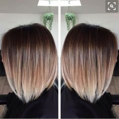 Are you going to balayage hair for the first time and know nothing about this technique? We've gathered everything you need to know about balayage, check! Blonde Ombre Short Hair, Brown To Blonde Balayage, Ombre Hair Color, Blonde Color, Short Balayage, Caramel Blonde, Ombre Hair Bob, Hair Caramel, Ash Balayage