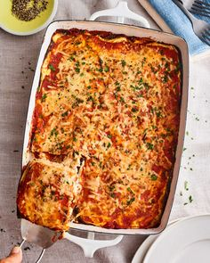 Easy Pasta Recipes, Low Carb Recipes, Cooking Recipes, Pasta Ideas, Healthy Recipes, Meal Recipes, Healthy Dinners, Quick Meals, Low Carb Lasagna