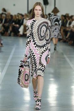Emilio Pucci Spring/Summer 2017 Ready To Wear Collection | British Vogue