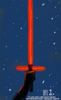 Star Wars: The Force Awakens by Francesco Francavilla