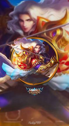 Lancelot_royal Matador Hero Wallpaper Mobile Legend Wallpaper Iphone Wallpaper Legend Heroes Gaming