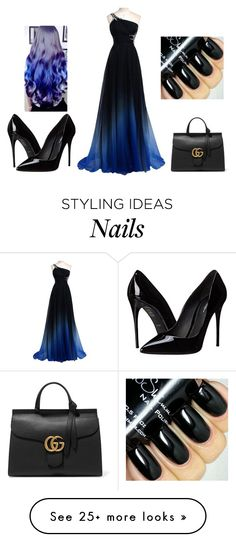 """""""Untitled #1160"""" by dogs109 on Polyvore featuring Dolce&Gabbana, Gucci, women's clothing, women's fashion, women, female, woman, misses and juniors"""