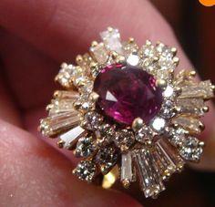 Red Jewelry, Heart Jewelry, Turquoise Jewelry, Crystal Jewelry, Jewelry Rings, Unique Jewelry, Jewelery, Jewelry Design, Fashion Jewelry
