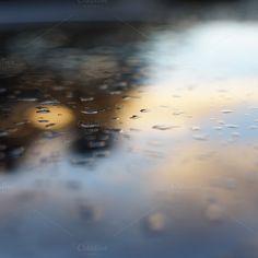 water drops by ateliervonau on Creative Market