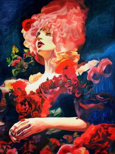 """""""The Rose"""" by ellejayess"""