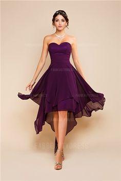 Light purple bridesmaid dresses ❤ liked on Polyvore featuring ...