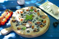 zdravý posúch Vegetable Pizza, Yummy Food, Bread, Homemade, Meals, Vegetables, Breakfast, Recipes, Recipe Ideas