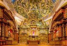 Wikipedia picture of the day on December 18 2017: Main reredos of the Chapel of the Rosary in St Domingo church in the Historic Center of Quito Ecuador. The catholic temple was constructed between 1540 and 1688 following the plans of architect Francisc https://t.co/g8nmnoKhFh https://t.co/xpfuG3pzTs
