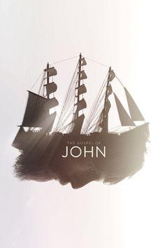 The Gospel of John on Behance