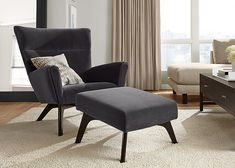 Find your ideal reading or TV-watching chair with our tips about what to look for in a comfortable chair. Plus, see which reading chairs our customers love.