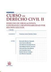 Curso de derecho civil. II, Derecho de obligaciones, contratos y responsabilidad por hechos ilícitos.    Tirant lo Blanch, 2014.