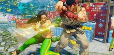 Capcom looks to punish Street Fighter V players that quit matches early #Tech #iNewsPhoto
