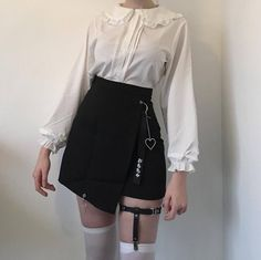 hipster outfits plus size Hipster Outfits, Edgy Outfits, Korean Outfits, Cute Casual Outfits, Grunge Outfits, Grunge Fashion, Look Fashion, Girl Outfits, Fashion Outfits