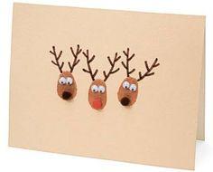 「christmas card handmade designs」の画像検索結果