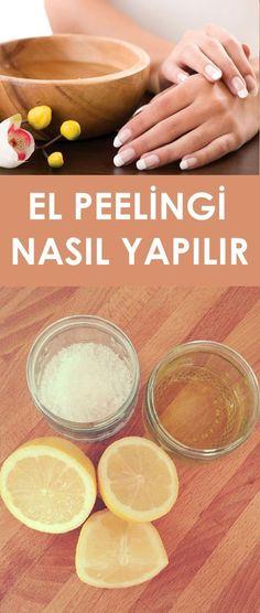 EL PEELİNGİ NASIL YAPILIR #peeling
