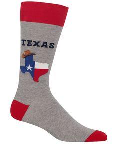 Women/'s Texas Quality Novelty Socks