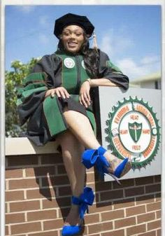 Soror Kelsi Williams graduated with her  Doctorate of Public Health! Degree: Ph.D., Epidemiology and Biostatistics.Florida A&M University