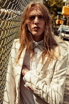 Erik Andersson for Scotch & soda SS 13