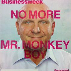 he'll always be monkey boy to me.....