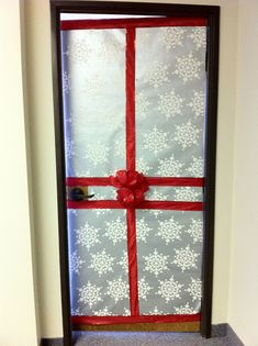 Classic Wrapped Present Door Head On Over To Adopttexaskids Org Vote