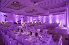 Purple wedding...