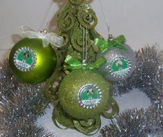 Set of Ten (10) Girl Scout Bridging Jars Vials, SWAPs or Necklaces ...