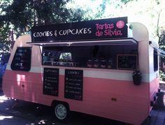 Nuestra caravana más cuqui para Las Tartas de Silvia