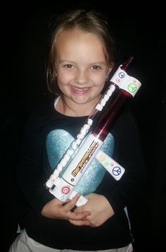 Delanie did an amazing job explaining how to use our Peace Keeper in her video featured in Mommy's Coupon Train!! Thanks Delanie!!! Check out the video and full review below! #marshmallowshooter