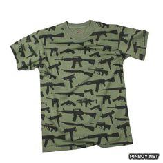 66360 Multi Print Guns -Olive Drab, Poly-cotton (Medium) Rothco - PinBuy