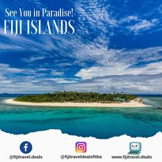 Would you come to Fiji? www.fijitravel.deals to find the perfect place to stay, things to do and best places to dive. Go on add #fiji to your #travellist!