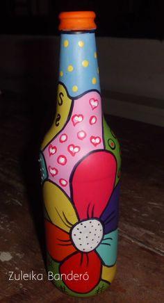 garrafa reciclada