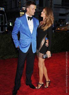Stylish Starlets: Chic Couple: Gisele Bündchen & Tom Brady