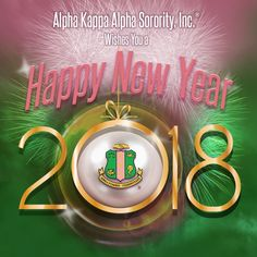 Pretty In Pink, Pretty Girls, Alpha Kappa Alpha Sorority, Happy New Year 2018, Girls Wear, Paddle, Pink And Green, Ivy, Dreams