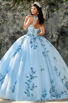 Mary's Quinceanera Dresses – Scoop Keyhole Back Ballgown Dress Related posts:Long Sleeve Appliques Tulle Quinceanera Dresses With Flower, Elegant Beaded Ball Gown Prom Dresses, .Revolutionary Dress Odd MollyOdd MollyFOLGEN SIE UNS l. Sweet 15 Dresses, Cute Prom Dresses, Pretty Dresses, Beautiful Dresses, Dresses For 15, Sparkly Dresses, Long Dresses, Formal Dresses, Light Blue Quinceanera Dresses