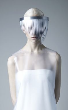Maiko Takeda | Prickly Headdresses
