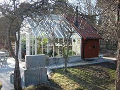 Växthus på Lidingö